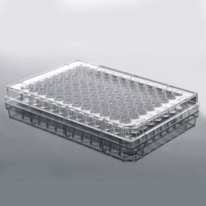 96 Well ELISA Plate, Undetachable, High Binding, Clear, sterile